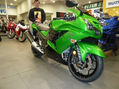 Marty's ZX14