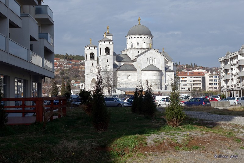 15 Podgorica, Saborni Hram Hristovog Vaskrsenja.jpg