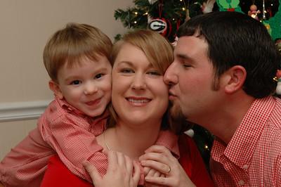 Trey Cannon Family 12/15/2009