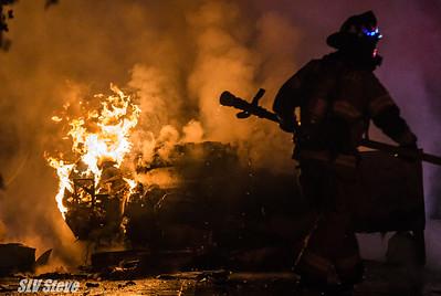 SV Crash/Fire Nov 9