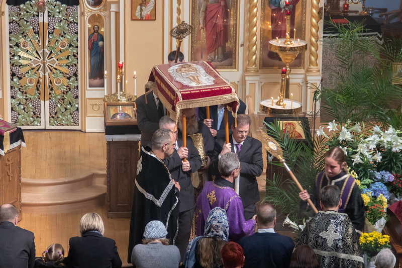 Holy Friday Vespers 2019