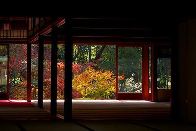 Nanzen-ji Tenju-an — 南禅寺 天授庵