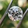 3.86ct Old European Cut Diamond GIA K VS2 63