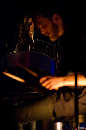2010.11.27 : Wildbirds & Peacedrums with the Roundhouse Experimental Choir