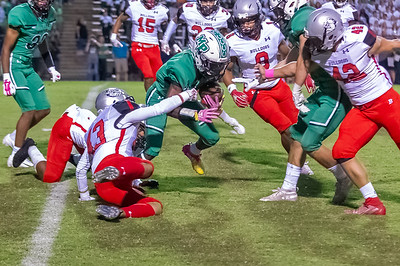 2019-10-11 Butler High School Football @ Myers Park