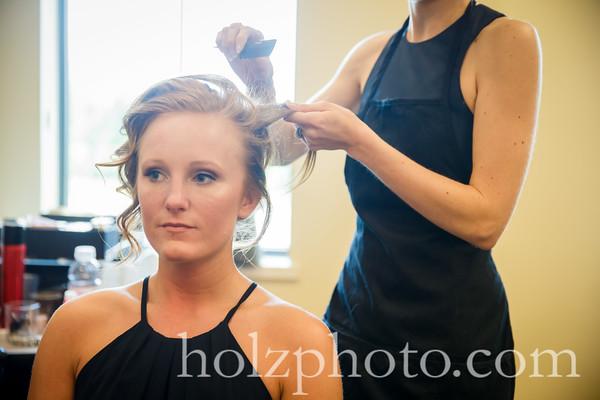 Adriane & Justin Color Wedding Photos