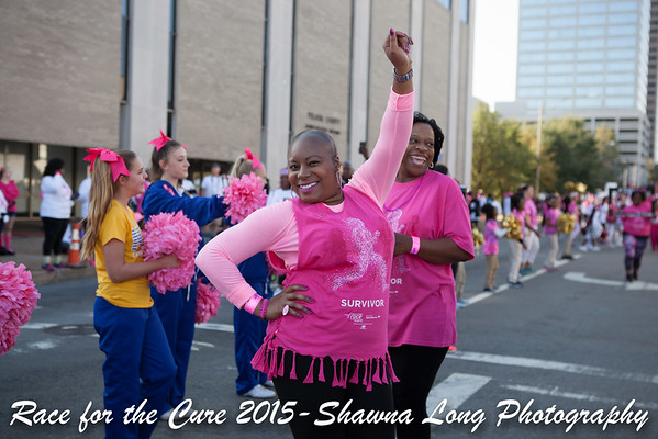 Race for the Cure 2015-Shawna