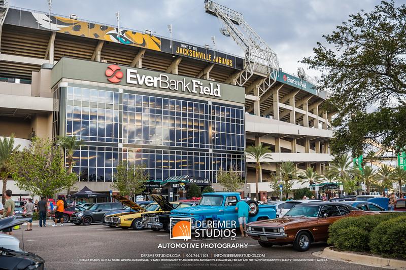 2017 10 Cars and Coffee - Everbank Field 007A - Deremer Studios LLC