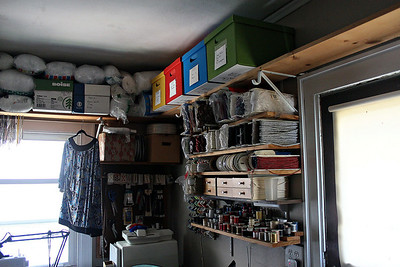 Betty's Sewing Room