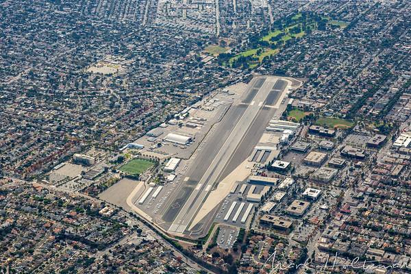 SMO - Santa Monica Airport
