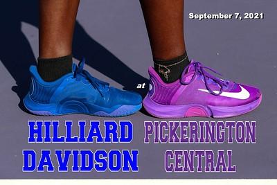 2021 Hilliard Davidson at Pickerington Central (09-07-21)