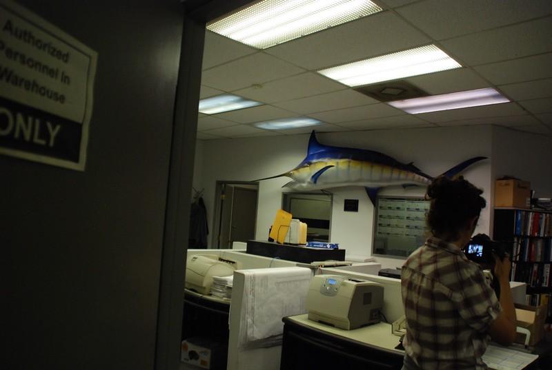 2010, Offices Tour