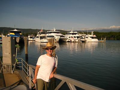 Adeline in Great Barrier Reefs