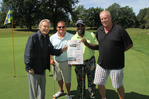 Woollybear Golf Outing Sept. 6, 2013 at Willow Run in Vermilion