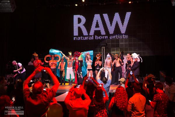 RAW - Heaven & Hell Creations