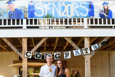 Graham & Becca's Graduation Party