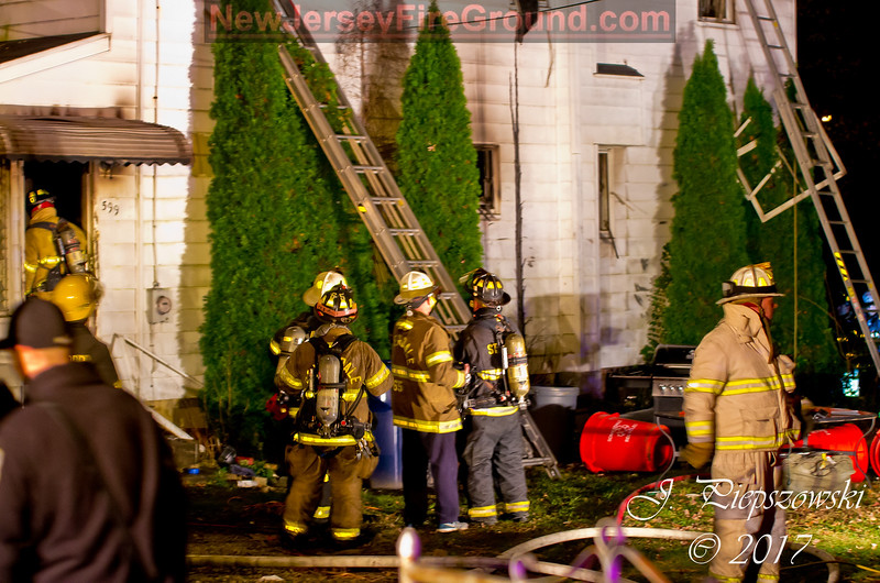 11-16-2017 (Camden County) SOMERDALE 599 Arlmay Ave. - All Hands Dwelling w/Special Calls