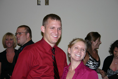 Jared & Arley's Graduation 2008
