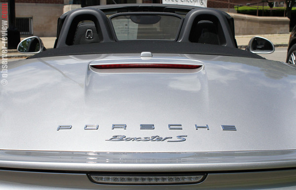 Hammondsport Porsche Car Show 2013