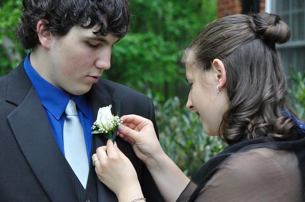 Brooke & John - Prom May 2009