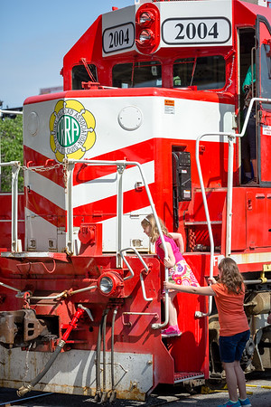 Photos from the 2014 National Train Day celebrations at Union Station