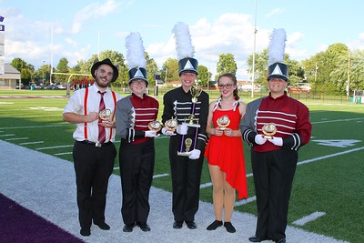 2016 Warrior Band Contests