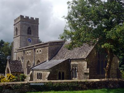 Upper Heyford (1 Church)