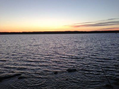 2014 - Lake Jordan Sunrise