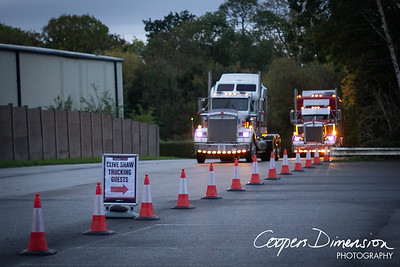 Clive Shaw Trucking watermark