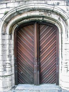 Architectural Doors, Brussels, Belgium