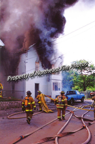 Providence Fires- 2006 and back