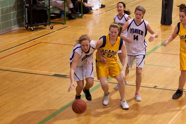 Acadie Basketball