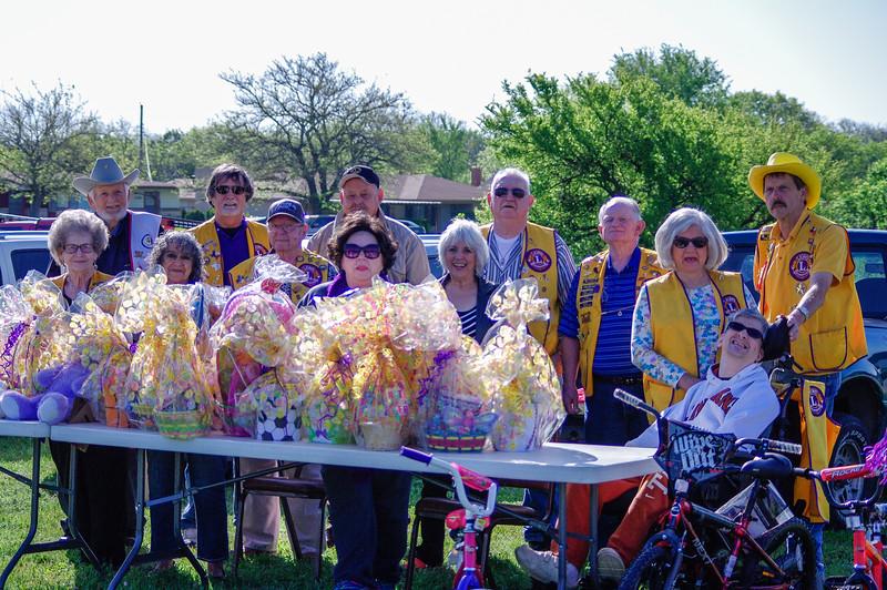Lions Club Easter Egg Hunt 2016