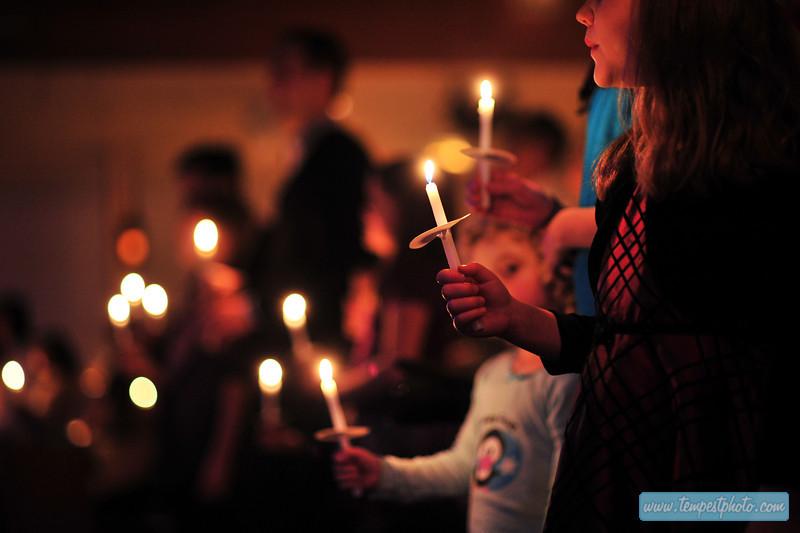 Tenth Church - Candlelight Carol Service