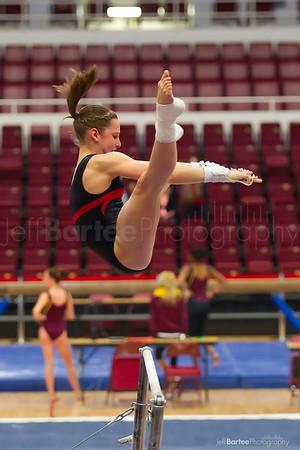 NCAA Stanford Womens Gymnastics vs ASU 2-26-2011