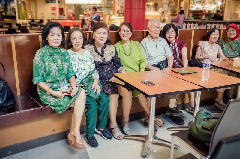 Intimate Group Photo