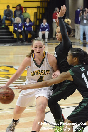 03-15-2014 Damascus HS vs Milford Mill HS, 3A State Final Girls Varsity Basketball, Photos by Jeffrey Vogt Photography