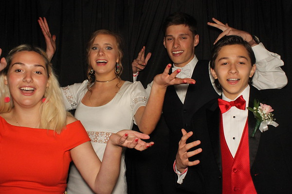 NCHS PROM