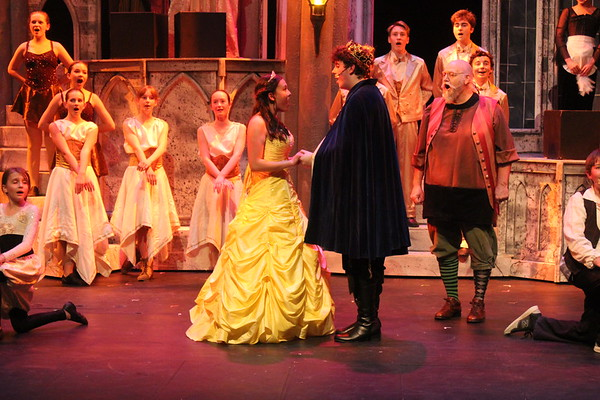 Delta Youth Theatre 2018 Beauty & the Beast April 24