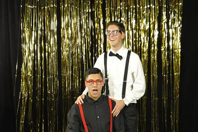 High School Great Gatsby Dance