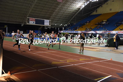 Men's Heptathlon 60m Dash