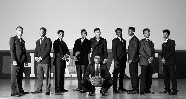 Heritage High School Basketball Team
