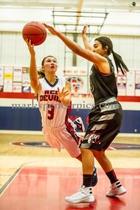 Basketball GSHS vs AFHS 12-15-15