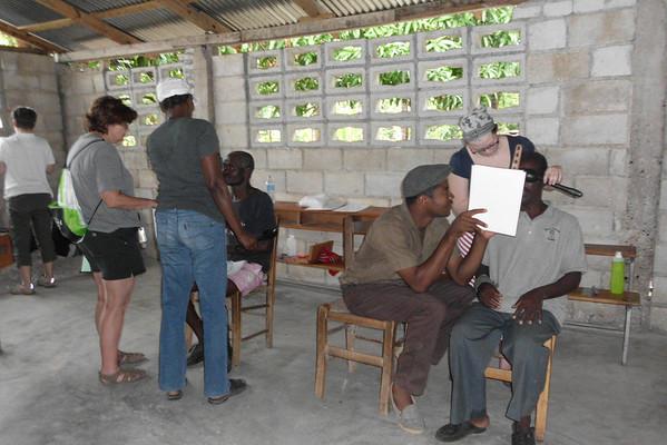 12-11-26 Haiti Eye Glass Clinic Valley Lutheran Church