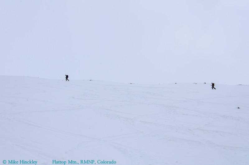 Flattop Mountain, Rocky Mountain National Park, Colorado, USA