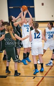 Girls Basketball 2011/2012