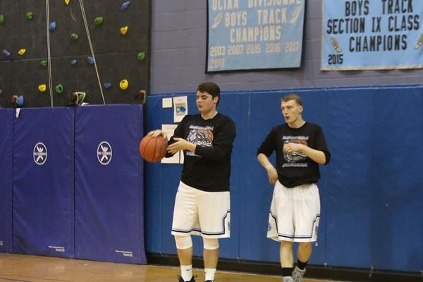 Sullivan West vs. S.S. Seward Boys Basketball