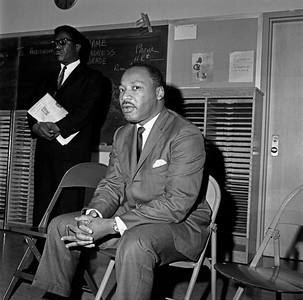 MLK 1966 Montclair High School