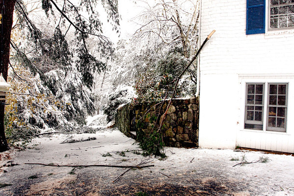Early Snowstorm of 10-29-2011