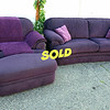 """Purple Rain"" Sofa Set"